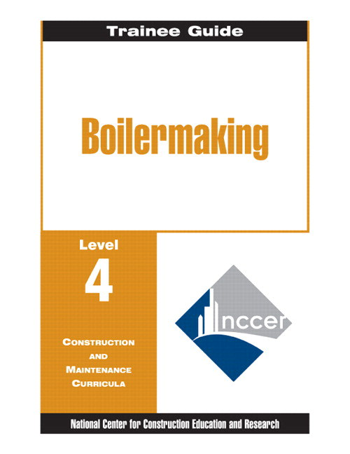 Boilermaking Level 4 Trainee Guide,  Paperback