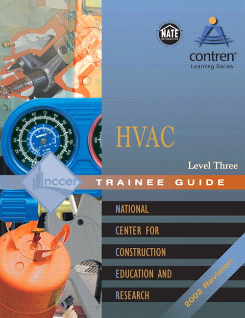 HVAC Level 3 Trainee Guide, Paperback, 2nd Edition