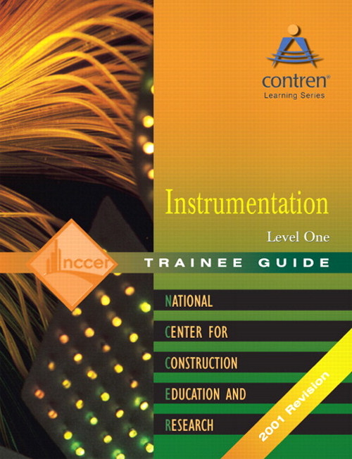Instrumentation Level 1 Trainee Guide,  Paperback, 2nd Edition