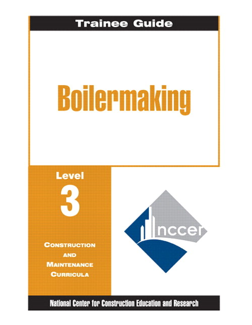 Boilermaking Level 3 Trainee Guide,  Paperback