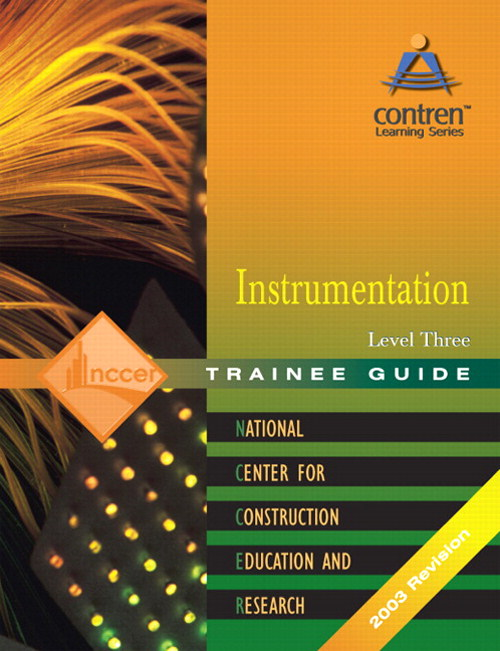 Instrumentation Level 3 Trainee Guide, Binder, 2nd Edition