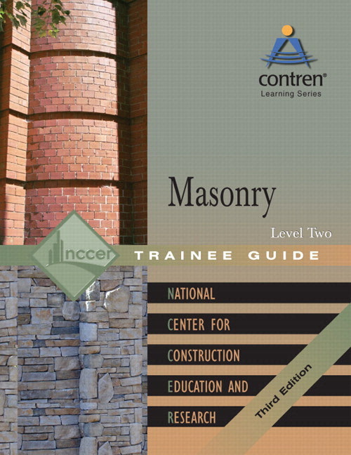 Masonry Level 2 Trainee Guide, Binder, 3rd Edition