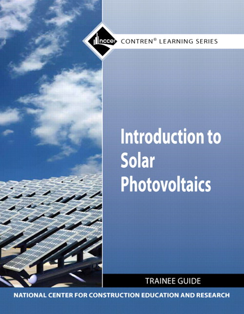 Introduction to Solar Photovoltaics TG module