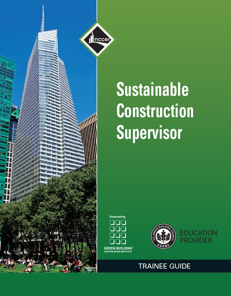 Sustainable Construction Supervisor TG