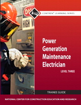 Power Generation Maintenance Electrician Level 3 Trainee Guide