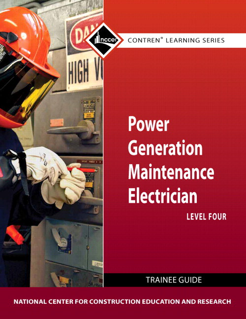 Power Generation Maintenance Electrician Level 4