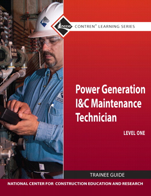 Power Generation I & C Maintenance Technician Level 1 TG