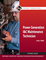 Power Generation I & C Maintenance Technician Level 3 Trainee Guide