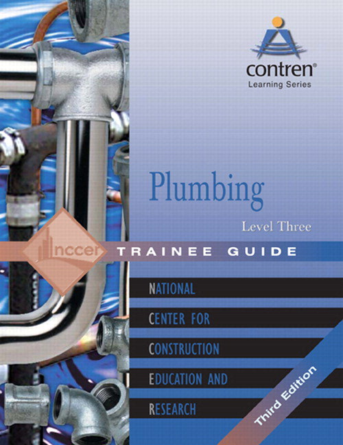 Plumbing Level 3 Trainee Guide, 3e, Binder, 3rd Edition