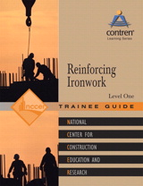 Reinforcing Ironwork Level 1 Trainee Guide, Paperback