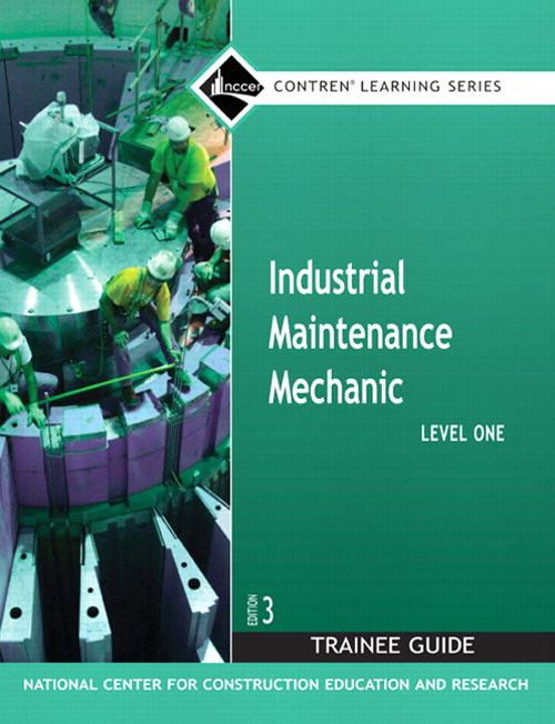 Industrial Maintenance Mechanic Level 1