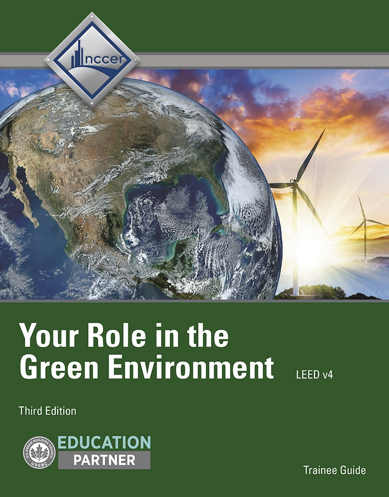 Your Role in the Green Environment Trainee Guide, 3rd Edition