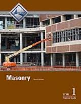 NCCER Bookstore: Masonry Level 1 Trainee Guide, 4th Edition