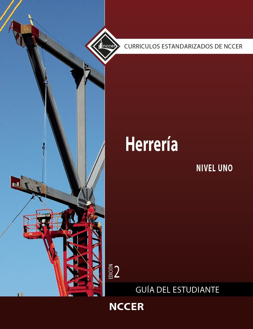Ironworking Level 1 Trainee Guide in Spanish (International Version), 2nd Edition