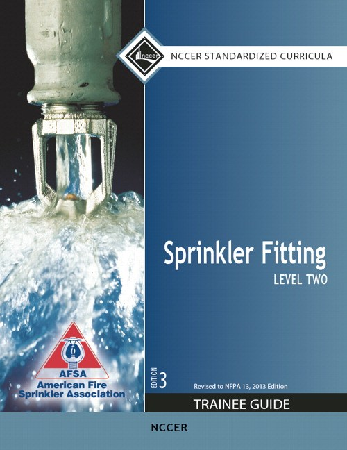 Sprinkler Fitting Level 2 Trainee Guide, 3rd Edition
