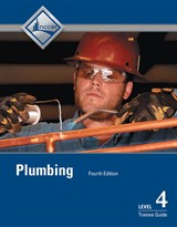 Nccer Bookstore Plumbing Level 4 Trainee Guide 4th Edition border=