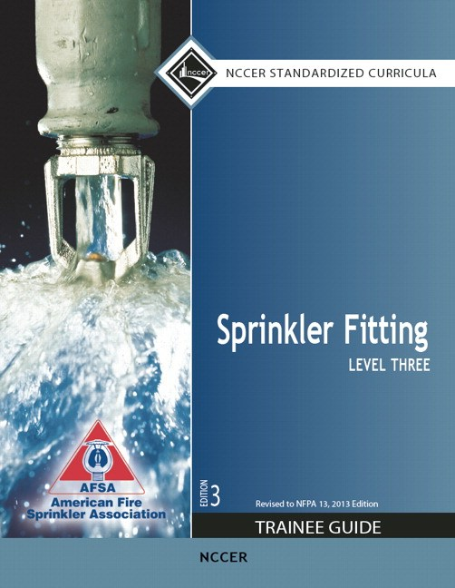 Sprinkler Fitting Level 3 Trainee Guide, 3rd Edition