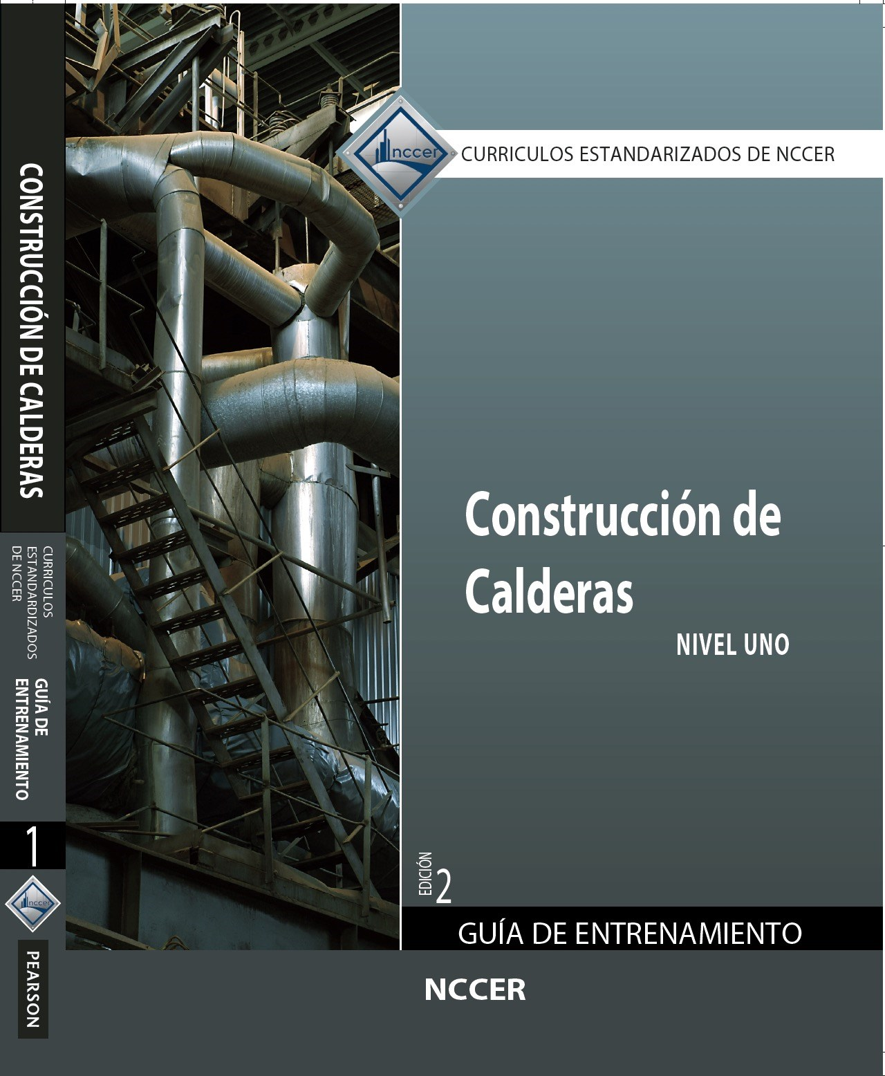 Boilermaking Level 2 Trainee Guide in Spanish, 2nd Edition