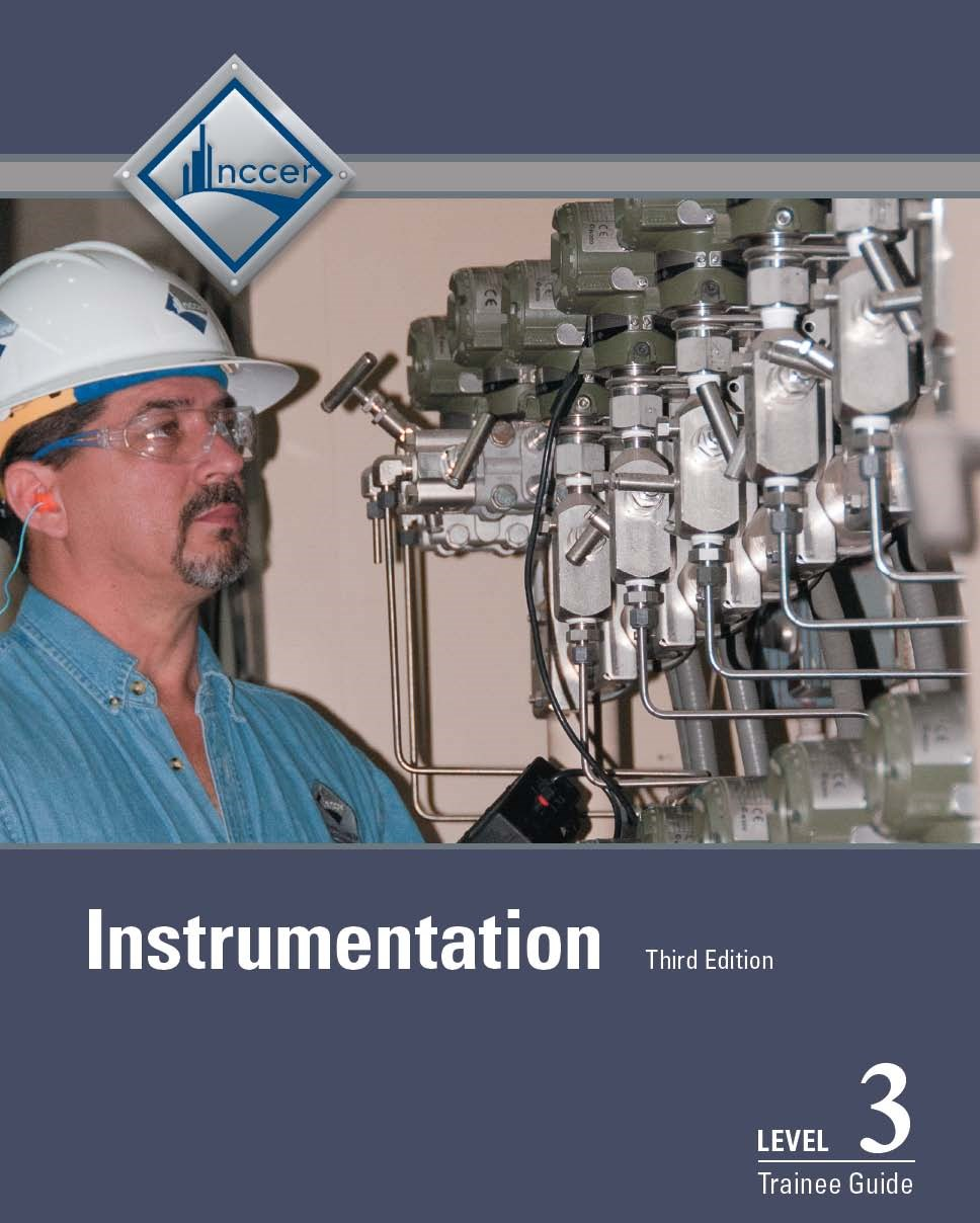 Instrumentation Level 3 Trainee Guide, 3rd Edition