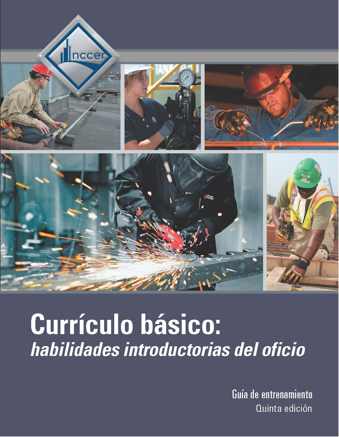 Core Curriculum: Introductory Craft Skills in Spanish, 5th Edition