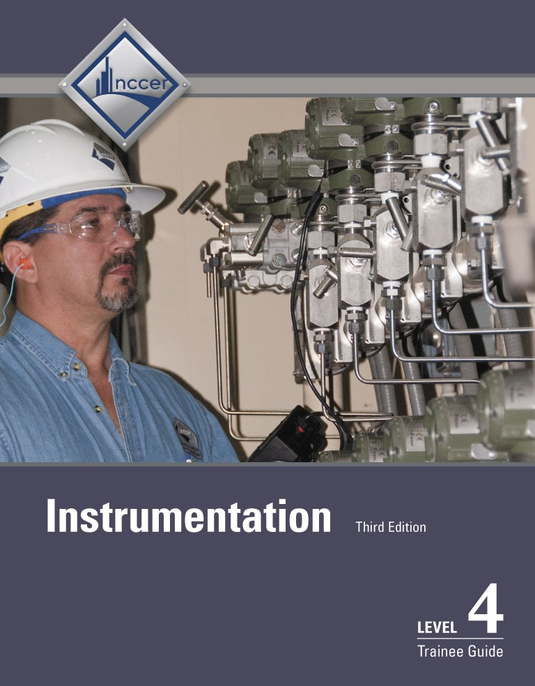 Instrumentation Level 4 Trainee Guide, 3rd Edition