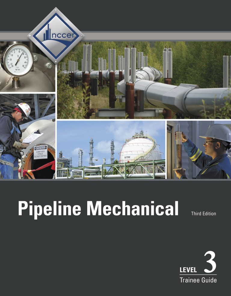Pipeline Mechanical Level 3 Trainee Guide, 3rd Edition