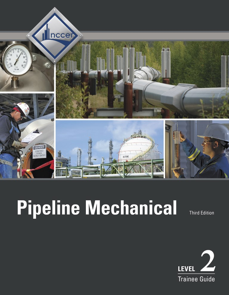 Pipeline Mechanical Level 2 Trainee Guide, 3rd Edition