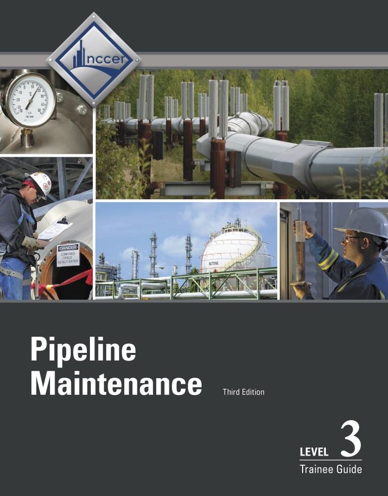 Pipeline Maintenance Level 3 Trainee Guide, 3rd Edition