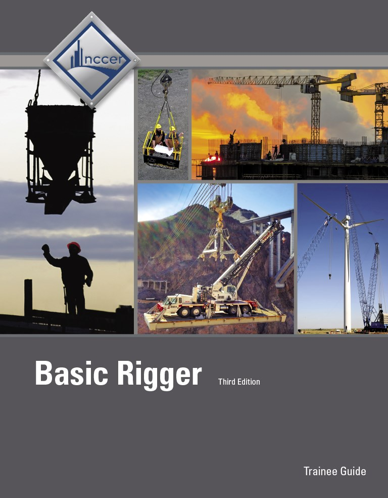 Basic Rigger Level 1 Trainee Guide, V3, 3rd Edition