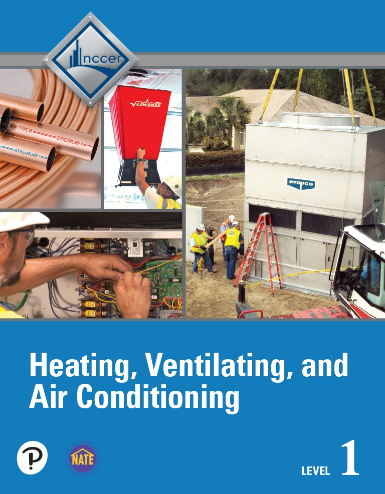 HVAC Level 1 Trainee Guide, V5, 5th Edition