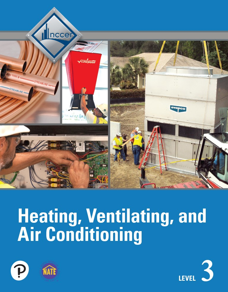 HVAC Level 3 Trainee Guide, V5, 5th Edition