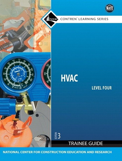 HVAC Level 4 Trainee Guide, Paperback, 3rd Edition