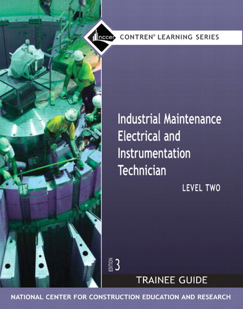 Industrial Maintenance Electrical & Instrumentation Level 2 TG, Paperback, 3rd Edition