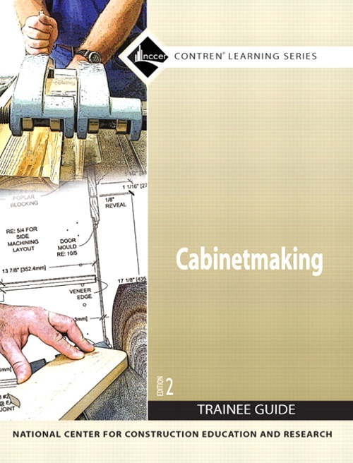 27501-07 Cabinetmaking Trainee Guide,  Paperback, 2nd Edition