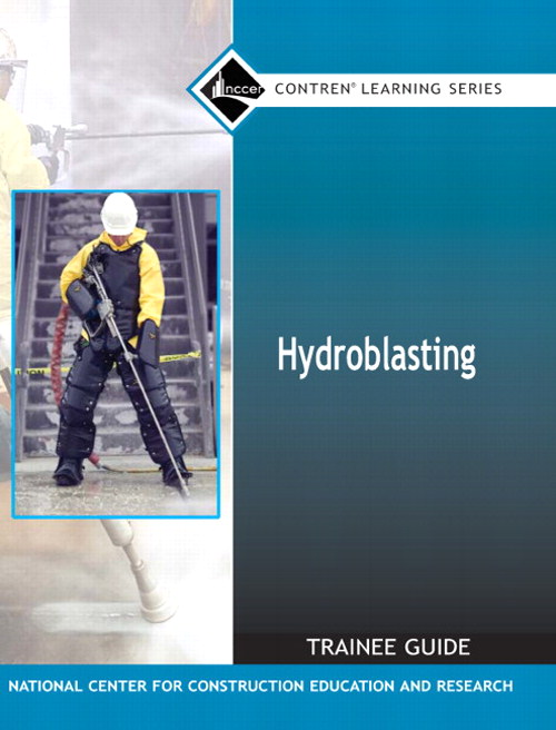43101-07 Hydroblasting Trainee Guide, Paperback