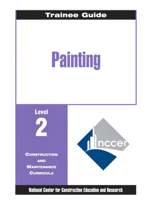 Painting - Commercial & Residential Level 2 Trainee Guide, Binder, 2nd Edition