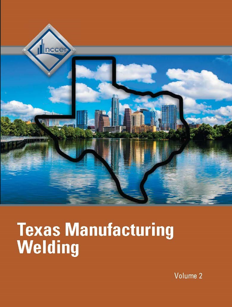 NCCER Welding - Texas Student Edition - Volume 2